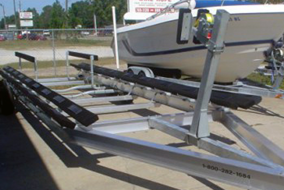 Trailerable Boat Storage