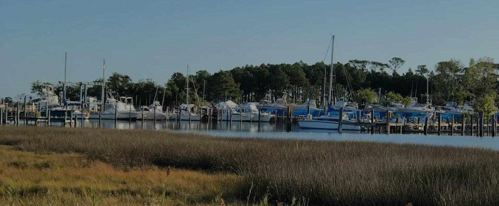WELCOME TO BELL ISLE MARINA IN HAMPTON, VIRGINIA